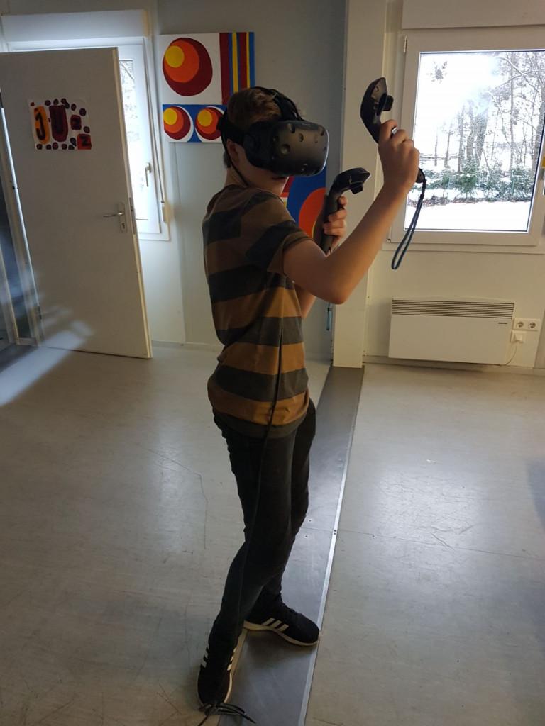 VR- Brille